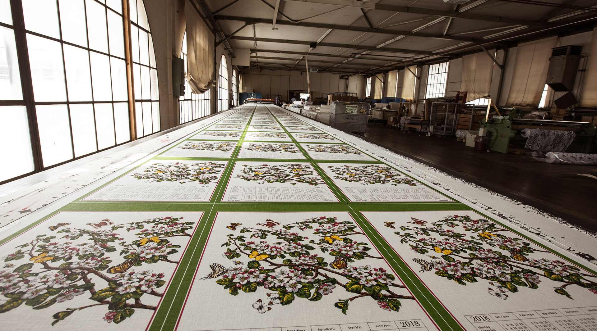 TDS Druckerei Screen Printing